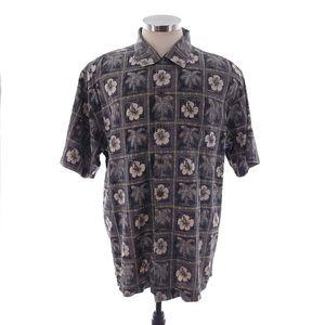 Tommy Bahama Mens Hawaiian Short Sleeve Shirt